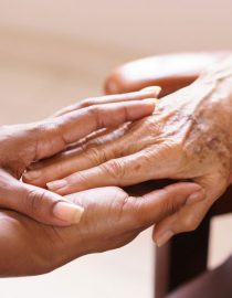 Caring for Someone With COPD