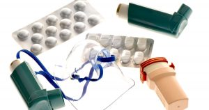 Inhaler, medications and other prescription drugs