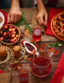 Enjoying Thanksgiving With COPD