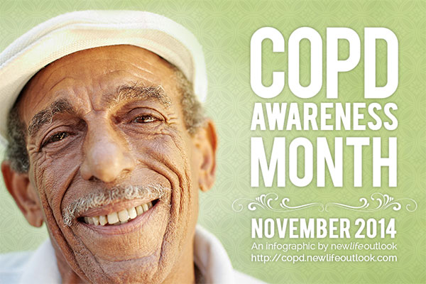 Infographic - COPD Awareness Month