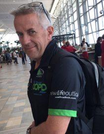 COPD Patient Runs Marathon