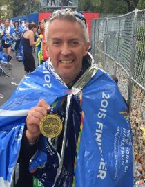 New York Marathon Victory for COPD Athlete