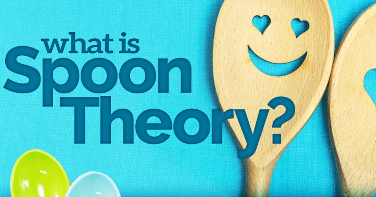 New Life Outlook -  Infographic: COPD and the Spoon Theory