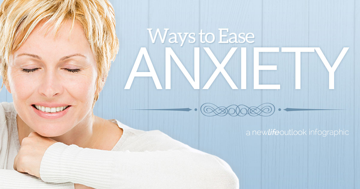 Infographic - How to Ease Your COPD Anxiety
