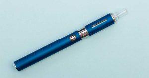 an e-cigarette used for vaping